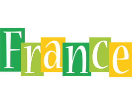 France lemonade logo