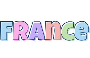 France pastel logo