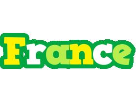 France soccer logo
