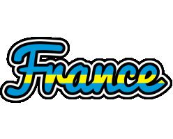 France sweden logo