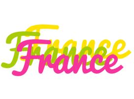 France sweets logo