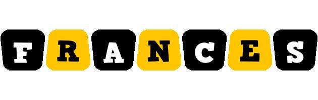 Frances boots logo