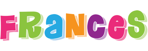 Frances friday logo