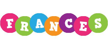 Frances friends logo