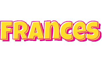 Frances kaboom logo
