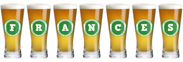 Frances lager logo