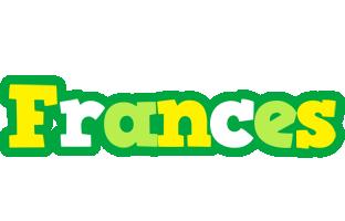 Frances soccer logo