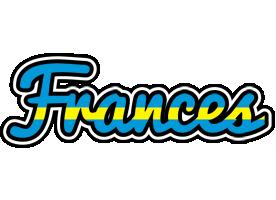 Frances sweden logo