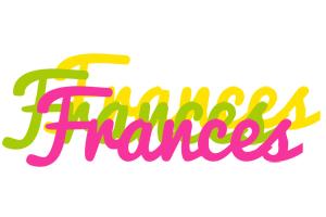 Frances sweets logo