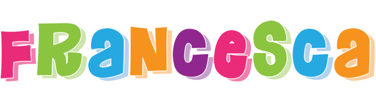 Francesca friday logo