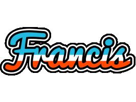 Francis america logo