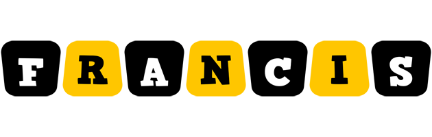 Francis boots logo