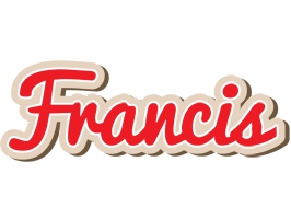 Francis chocolate logo
