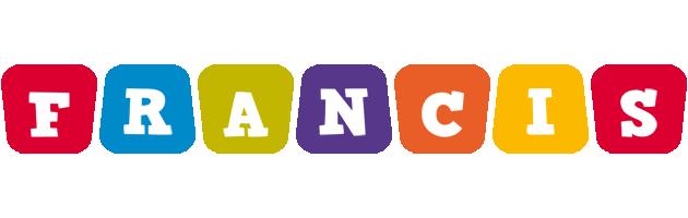 Francis daycare logo