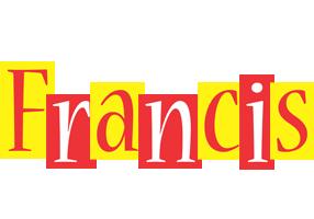 Francis errors logo