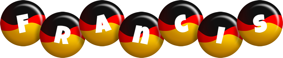 Francis german logo