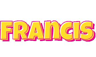 Francis kaboom logo
