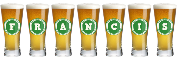 Francis lager logo