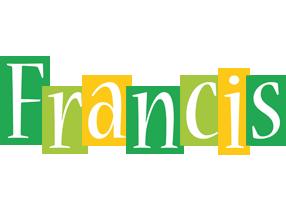 Francis lemonade logo