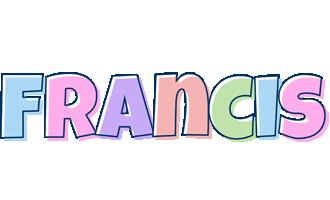 Francis pastel logo