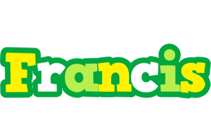 Francis soccer logo