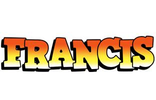 Francis sunset logo