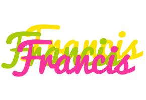 Francis sweets logo
