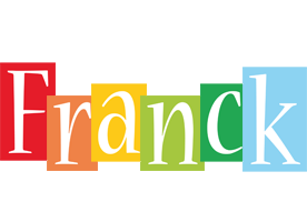 Franck colors logo