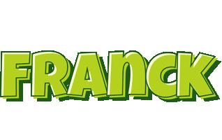 Franck summer logo