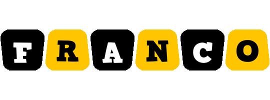 Franco boots logo
