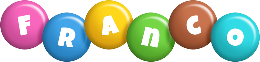 Franco candy logo