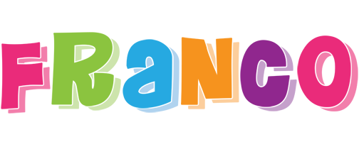 Franco friday logo