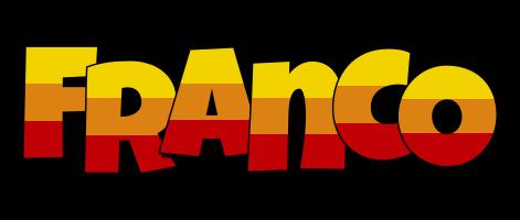 Franco jungle logo