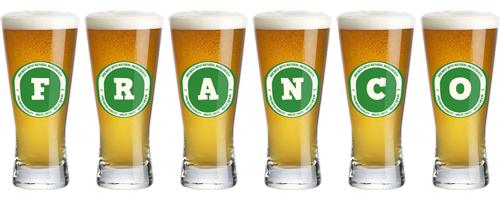 Franco lager logo