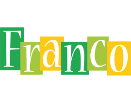 Franco lemonade logo