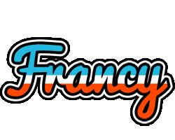 Francy america logo