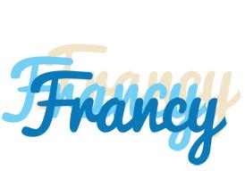 Francy breeze logo