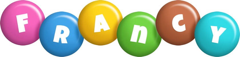 Francy candy logo