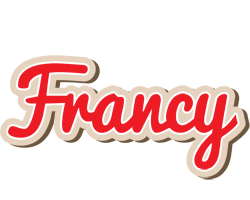Francy chocolate logo