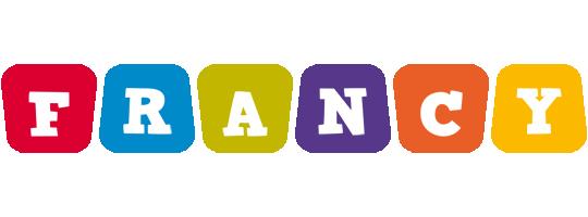Francy daycare logo