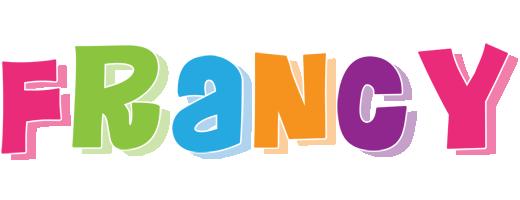 Francy friday logo