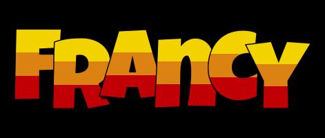 Francy jungle logo