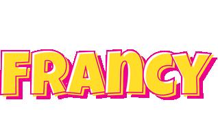 Francy kaboom logo