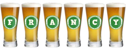 Francy lager logo