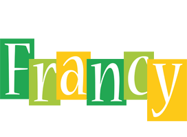Francy lemonade logo