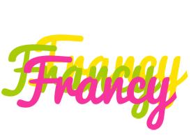 Francy sweets logo