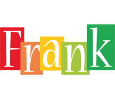 Frank colors logo