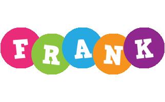 Frank friends logo