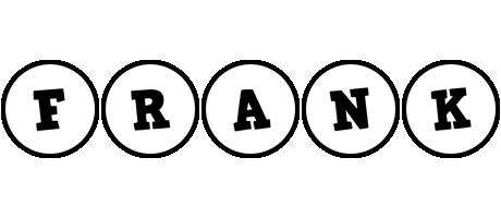 Frank handy logo