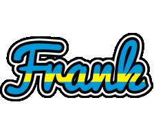 Frank sweden logo
